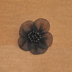 Fiorellino  con perline