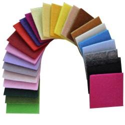 Colori in Feltro da 3mm - 2F