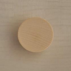 Semisfera di Legno piccola-Retro- DEC LEG-SF-01