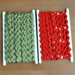 colori Passamaneria in Cotone-PASMAN-CO