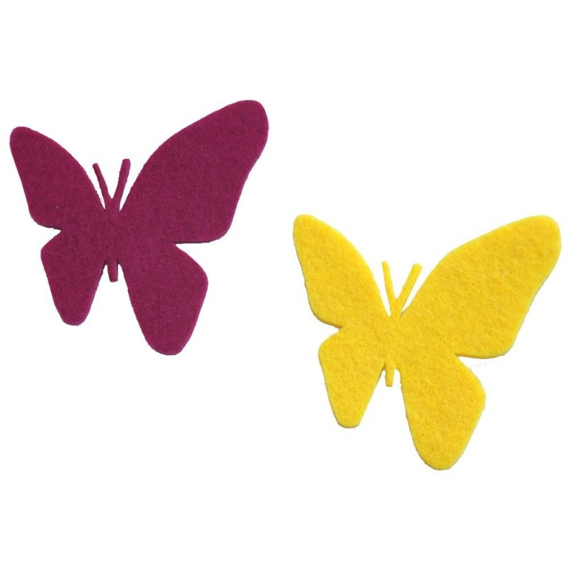 Farfalla in Feltro SFE10-B