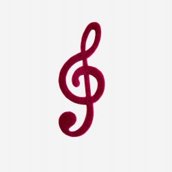 Chiave di Violino - SFE-MUS-100